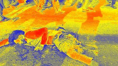 Photo of उत्तर प्रदेश जिला फिरोजाबाद थाना नारखी क्षेत्र गिट्टी से लदे डंपर ने मोटरसाइकिल सवार को मारी टक्कर एक व्यक्ति की हुई मौके पर हुई मौत दूसरा हुआ गंभीर घायल |      ( ब्यूरो प्रमुख सन्नेश कुमार गुप्ता के साथ राजेश शर्मा की खास रिपोर्ट )