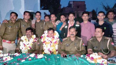 Photo of उत्तर प्रदेशकानपुर देहात के थाना मूसानगर एक वर्ष के कार्यकाल से अधिक के सभी दरोगाओं के हुए स्थानांतरण एक साथ हुई कई दरोगाओं की विदाई |       ( संवाददात प्रेमचन्द्र निषाद मूसानगर )