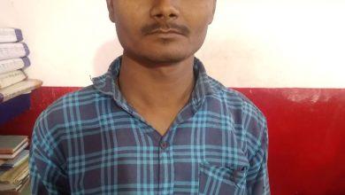 Photo of उत्तर प्रदेश औरैयाथाना फफूंद जुआ खेलते अभियुक्त किया गया गिरफ्तार         ( रिपोर्ट- पंकज सिंह राणावत )
