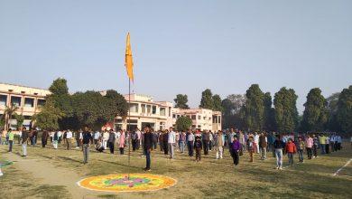 Photo of उत्तर प्रदेश जिला फिरोजाबाद  आर.एस. एस.राष्ट्रीय स्वयंसेवक संघ का नगर एकत्रीकरण कार्यक्रम सम्पन्न हुआ |       ( ब्यूरो प्रमुख स सन्नेश कुमार गुप्ता के साथ पवन यादव की खास रिपोर्ट )