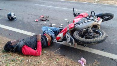 Photo of उत्तर प्रदेश थाना जैतपुर क्षेत्र आगरा,बाह गोवंश (सांड) से टकराई युवक की बाइक घायल युवक की मौके पर ही मौत         ( योगेश कुमार पाठक आगरा )