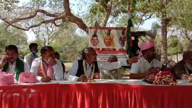 Photo of उत्तर प्रदेश फिरोजाबाद शहीद चौक से सदर बाजार सेंटर विजय होते हुए गांधी पार्क राम मनोहर लोहिया जी की मूर्ति का माल्यार्पण करते हुए किया समापन |      ( ब्यूरो प्रमुख सन्नेश कुमार गुप्ता के साथ राजेश शर्मा की खास रिपोर्ट )