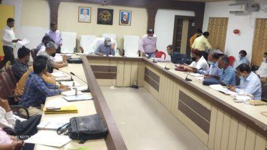 Photo of उत्तर प्रदेश त्रिस्तरीय सामान्य निर्वाचन पंचायत चुनाव 2021जिला फिरोजाबाद जिला अधिकारी सत्य प्रकाश श्रीवास्तव की अध्यक्षता में एक कलेक्ट्रेट सभागार में बैठक का किया गया आयोजन |      ( ब्यूरो प्रमुख सन्नेश कुमार गुप्ता की खास रिपोर्ट )